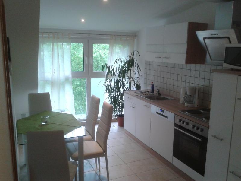 Sarah´s Ferienwohnung Klein aber fein, vacation rental in Neunkirchen