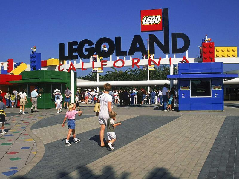 Only 10 minutes to world famous Legoland