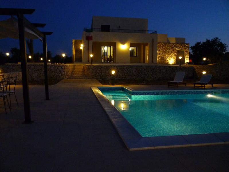 Villa a Sortino Siracusa Sicilia private pool, holiday rental in Sortino