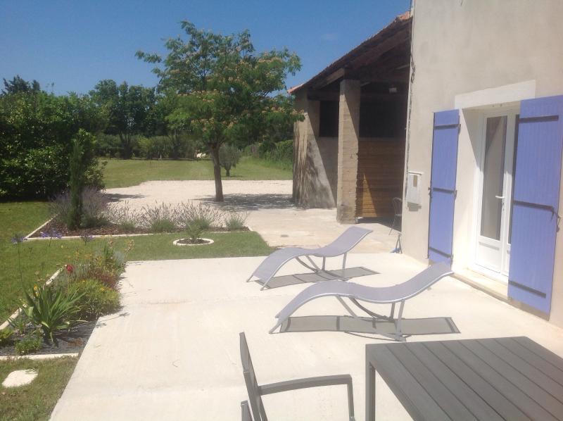 Mas classé 4**** proche St Remy de Provence 6 pers, vacation rental in Saint Andiol