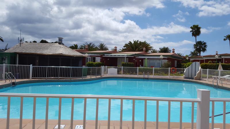Bungalow in Campo Internacional Maspalomas, vacation rental in Maspalomas