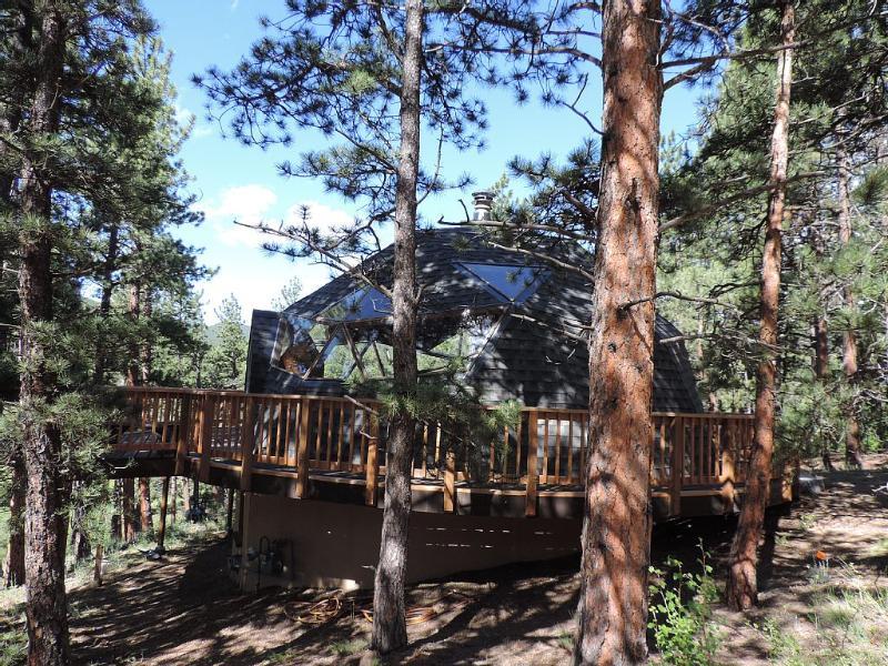 Bear's Den Cabin Rental, holiday rental in Bailey