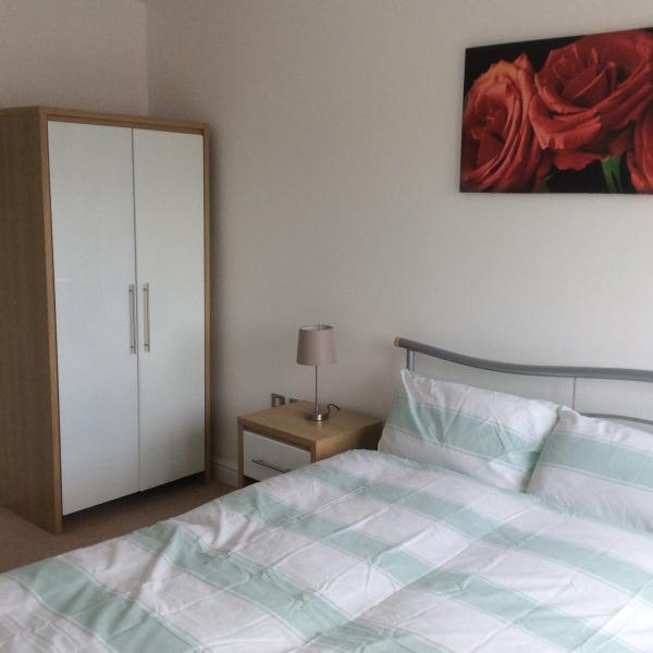 Master bedroom with en-suite.