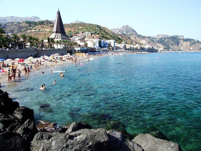 Spiaggia San.Giovanni