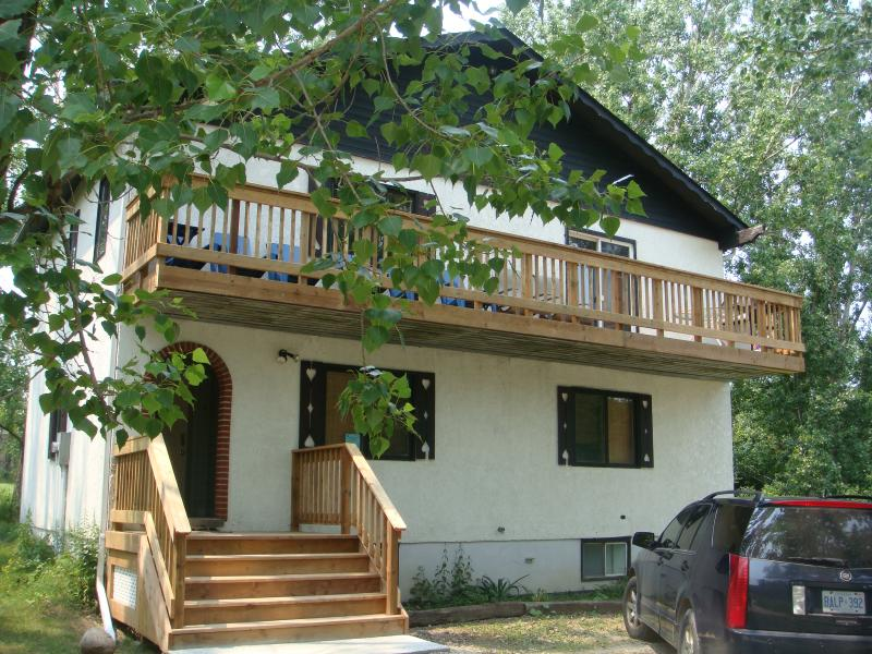 ' Genesis '  6 bedroom chalet at the top of Blue Mountain, holiday rental in Meaford