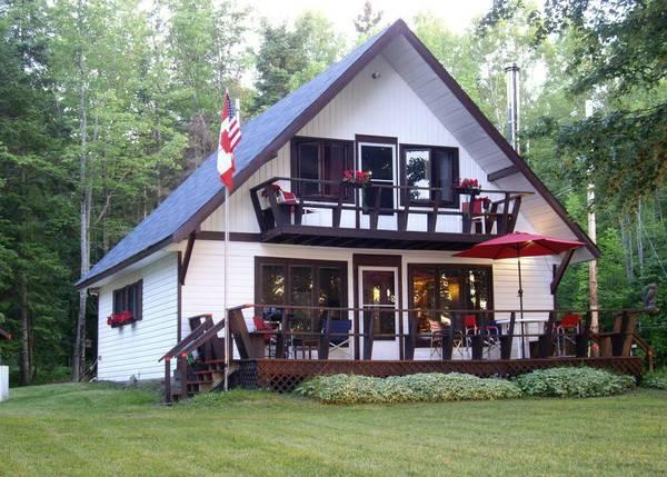 Hermosa casa de campo de estilo familiar, hecho de recuerdos.