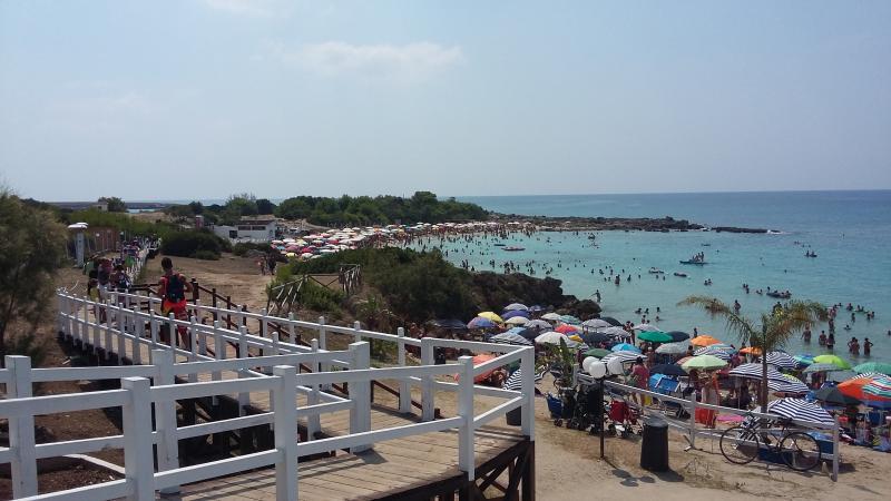 spiaggia Baia Serrone