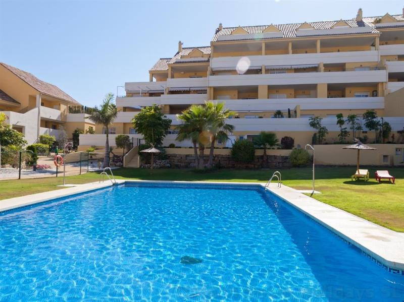 One of the two swimming pools available for your holiday