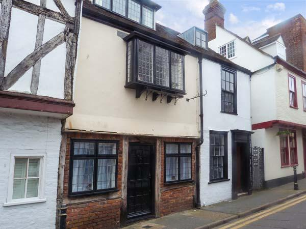 Nat Field's House, Canterbury, holiday rental in Thanington