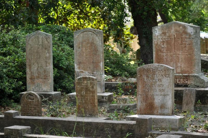 Old Burying Ground-Ann St.