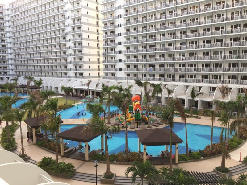 Furnished Shell Residence unit FREE WIFI/SKY CABLE, vacation rental in Pasay