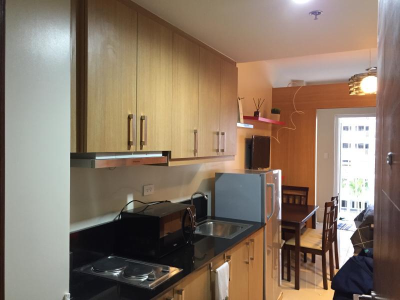 Πλήρως εξοπλισμένη κουζίνα / τραπεζαρία