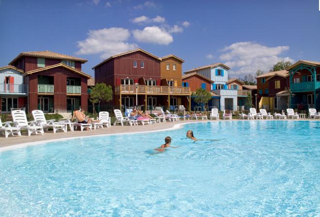 Résidence de Tourisme au TEICH, aluguéis de temporada em Le Teich