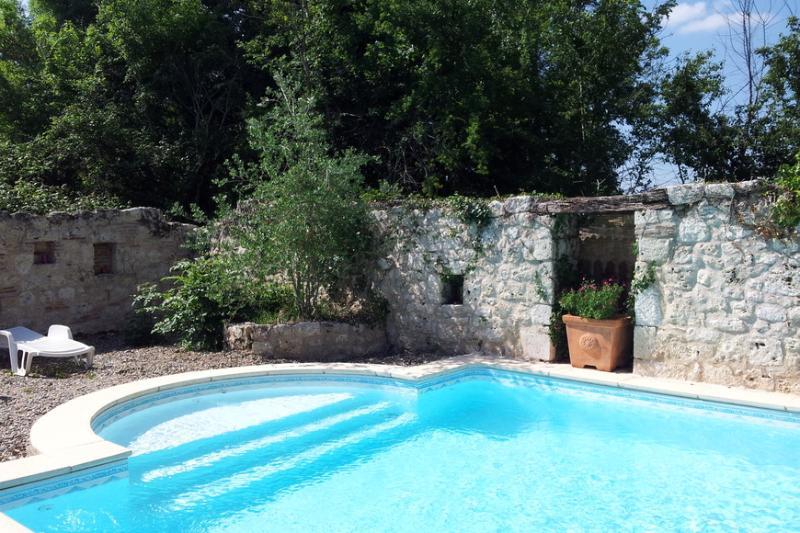 MAISON DE CARACTERE PISCINE PRIVÉE LOT VALLEY, vacation rental in Beauville