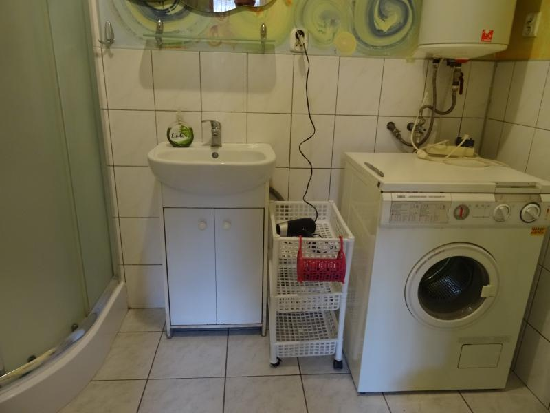 Hair dryer and washer