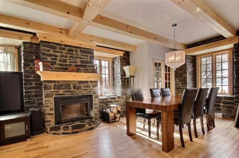 Maison Ancestrale à proximité du centre-ville Québec, holiday rental in Scott