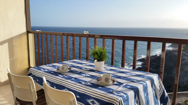 The Best views. First sea line. Quietness., holiday rental in Arona