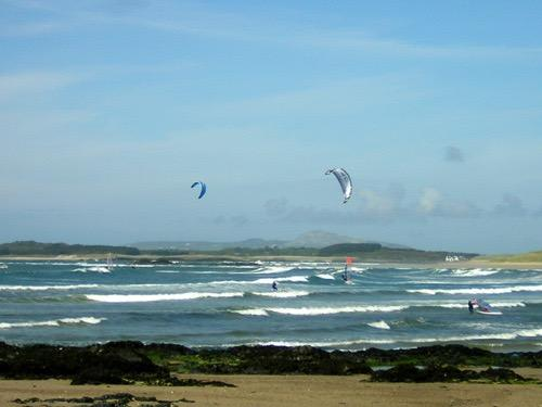 Kite and Windsurfers!