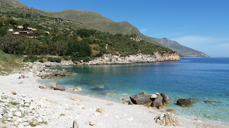 Villaggio Cala Azzurra, casa vacanza a Scopello
