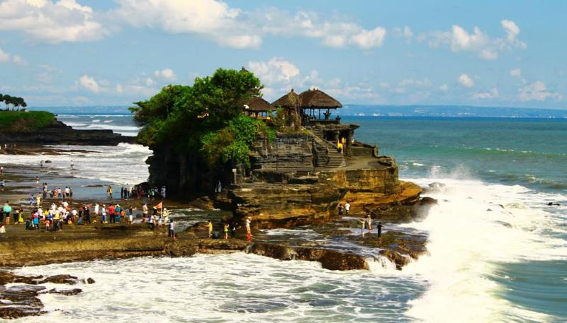 One day tour around Bali