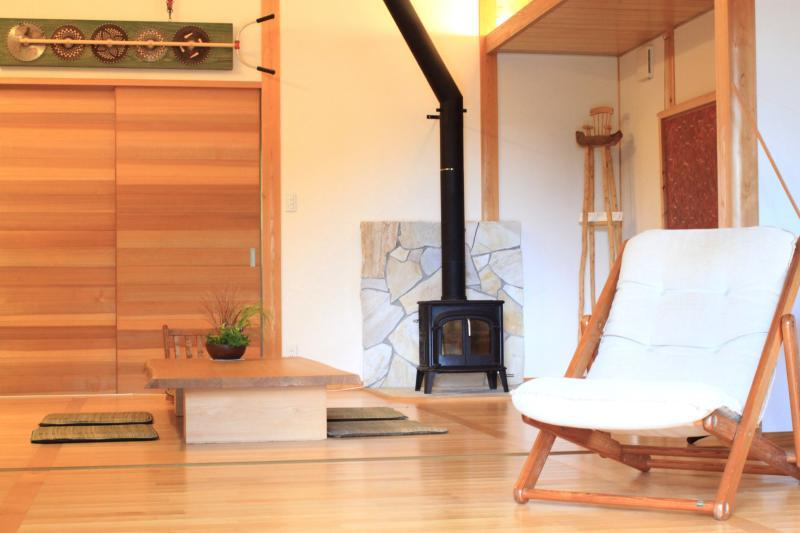 Beautiful countryside Artist house, alquiler vacacional en Chugoku