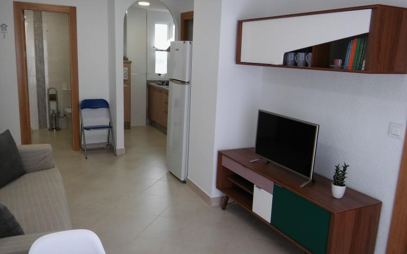 Apartamento Los Famencos (VFT/AL/00014), vacation rental in Retamar
