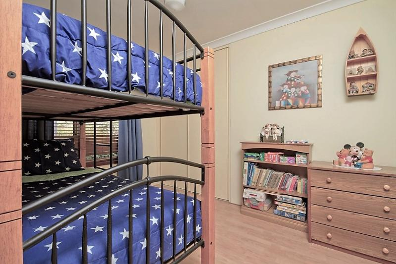 3rd Bedroom bunk beds