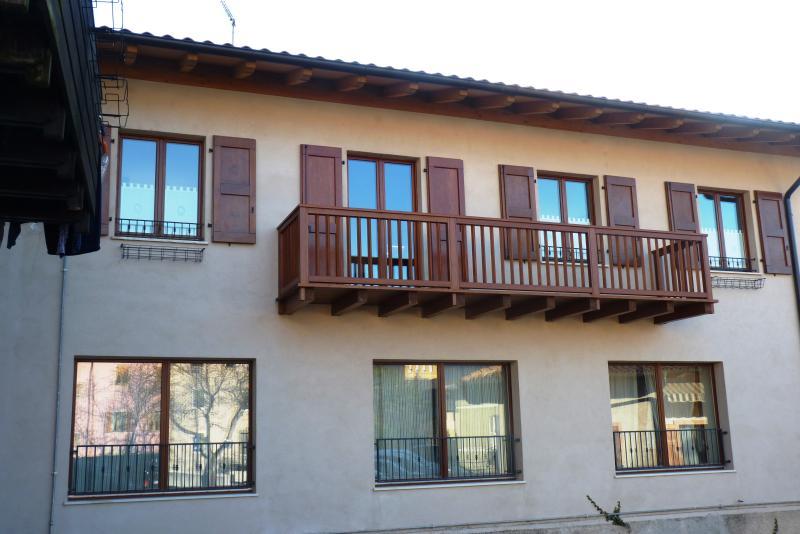 Appartamento Giada, vakantiewoning in Calavino