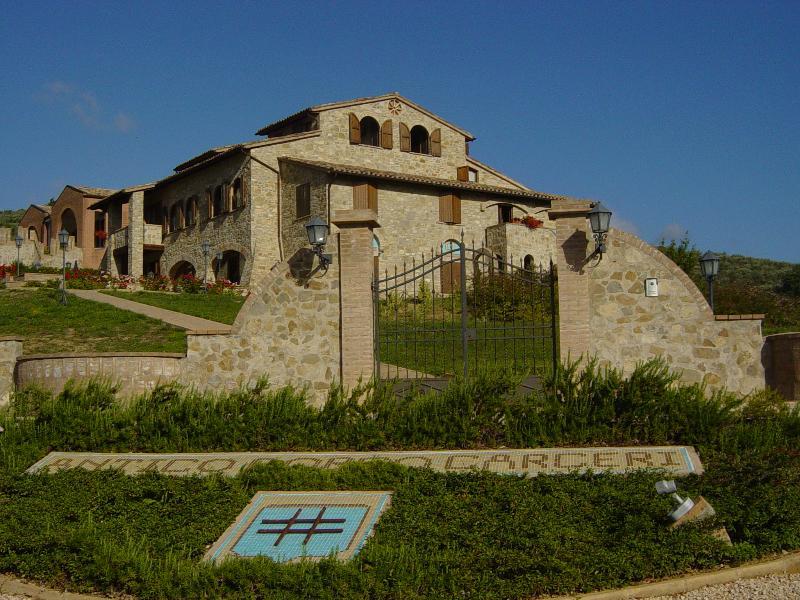 antico borgo carceri, holiday rental in Madonna della Pia