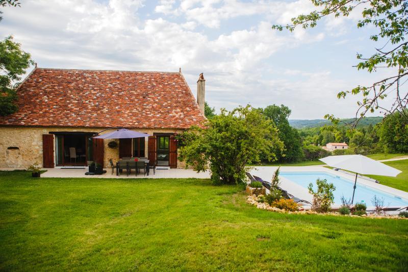 La vigne, 3 bedrooms, 8 People, Private Pool, holiday rental in Bergerac