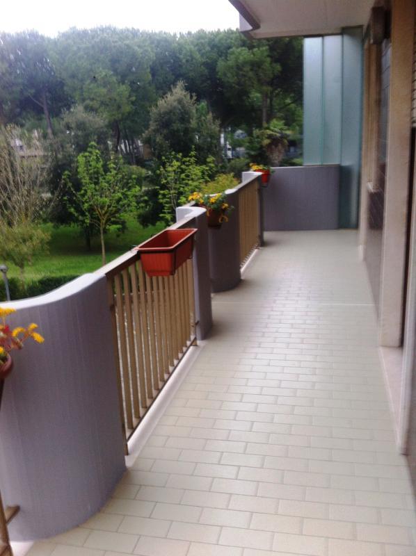 Seconda parte terrazzo