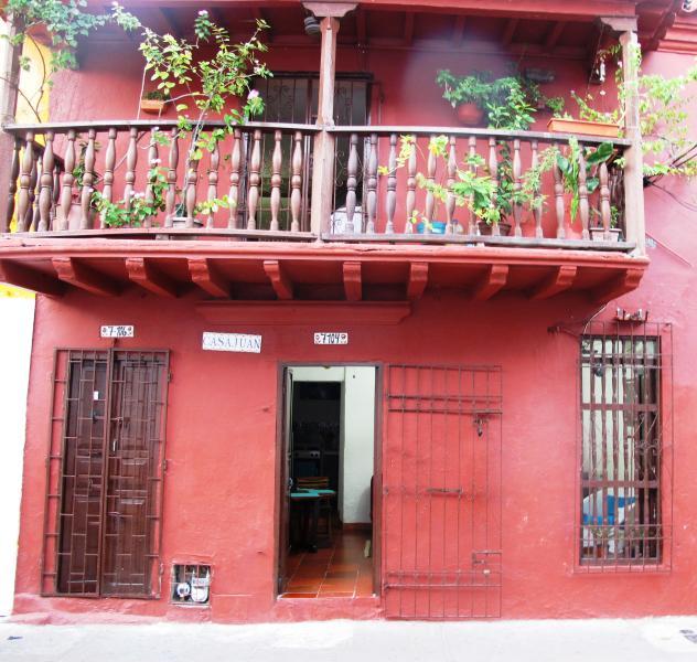 Entrada Casa Juan