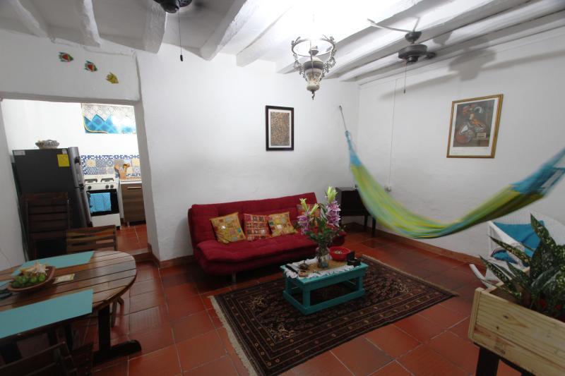 Apartamento en el Centro Historico de Cartagena, alquiler de vacaciones en Cartagena