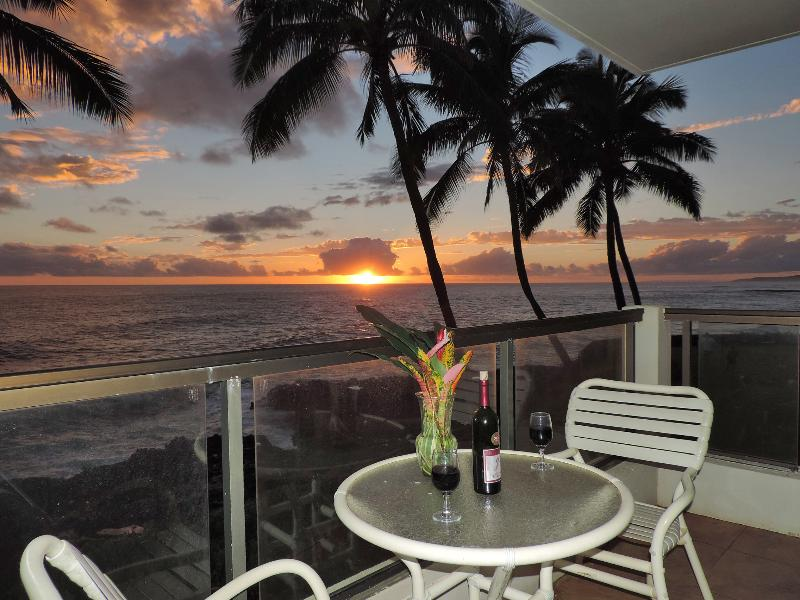 Won't your days on Kauai end in the best possible way?