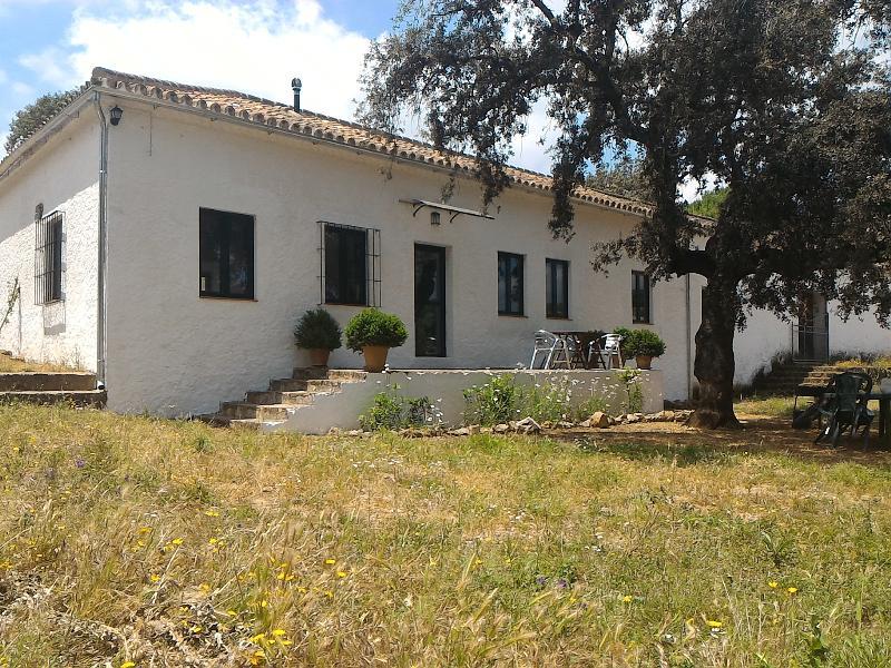 Casa Rural La Umbria de la ribera Casa del Patio, vacation rental in San Nicolas del Puerto