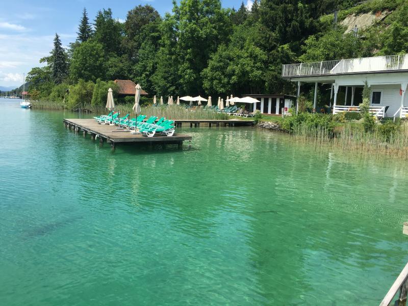 exklusive Ferienwohnung 'ZuHaus' am Wörthersee', vakantiewoning in Pritschitz