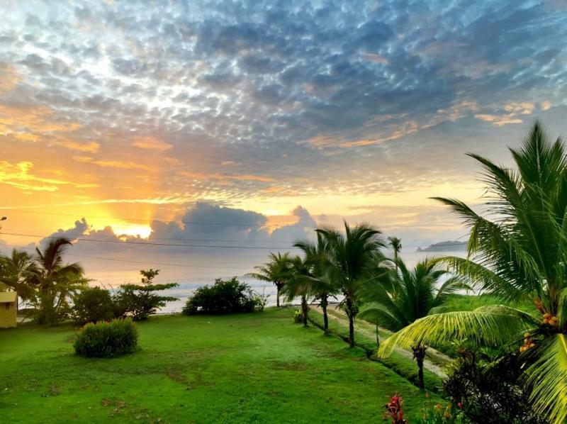 Enjoy stunning sunrises at Casa K to start your day