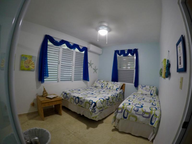 Ocean Blue bed room #2