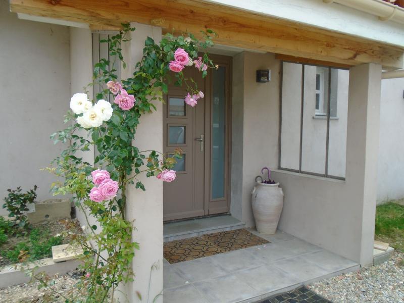 Le petit verger Chambres d'hôtes, holiday rental in Saint Martin de Villereglan