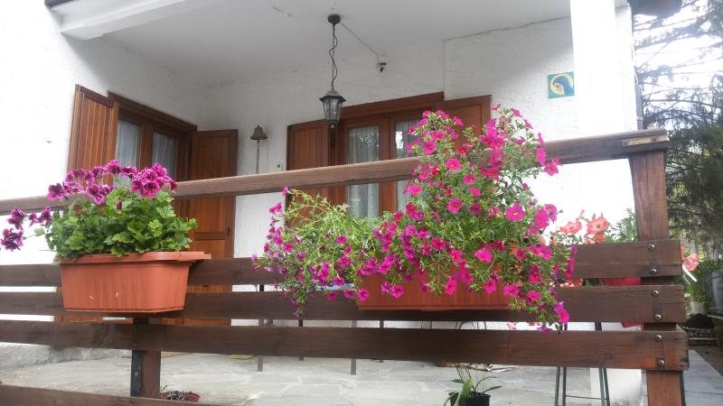 ski apartment in villa in Bardonecchia, vacation rental in Bardonecchia