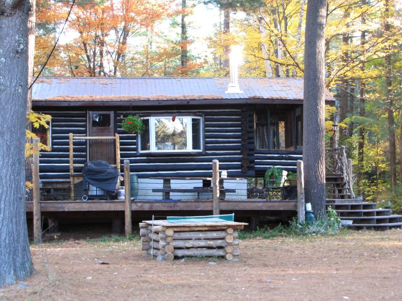 The Gramma Cabin, simply beautiful.  Come relax on the beach, and get away from it all.
