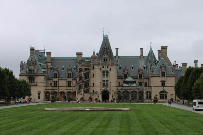 Biltmore Mansion Asheville