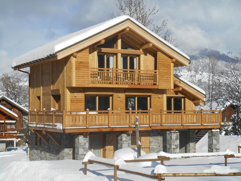 Chalet Vanakam, holiday rental in Meribel