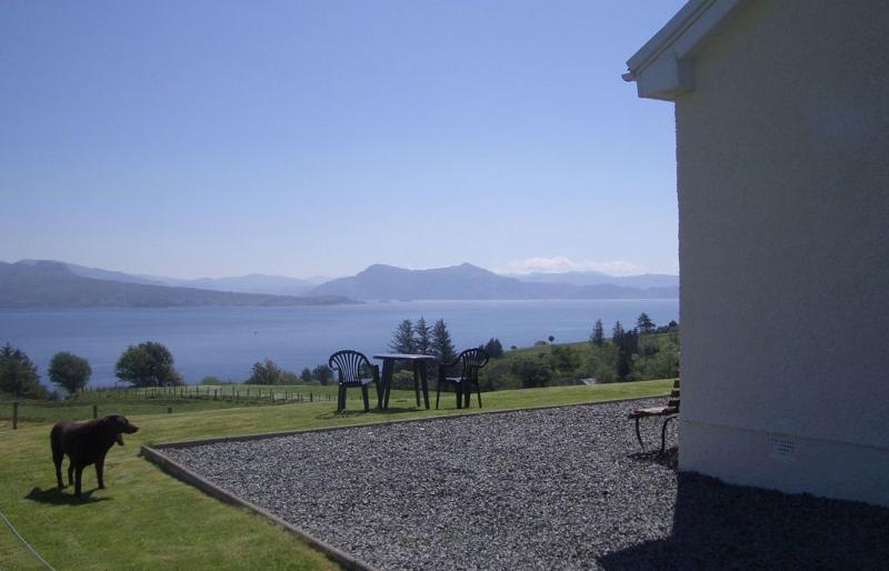Four Winds, Teangue, holiday rental in Sleat