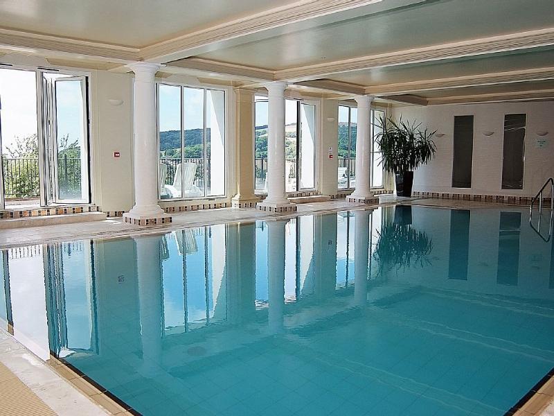 Webbington Spa piscina, uma visita gratuita por pessoa, por estadia