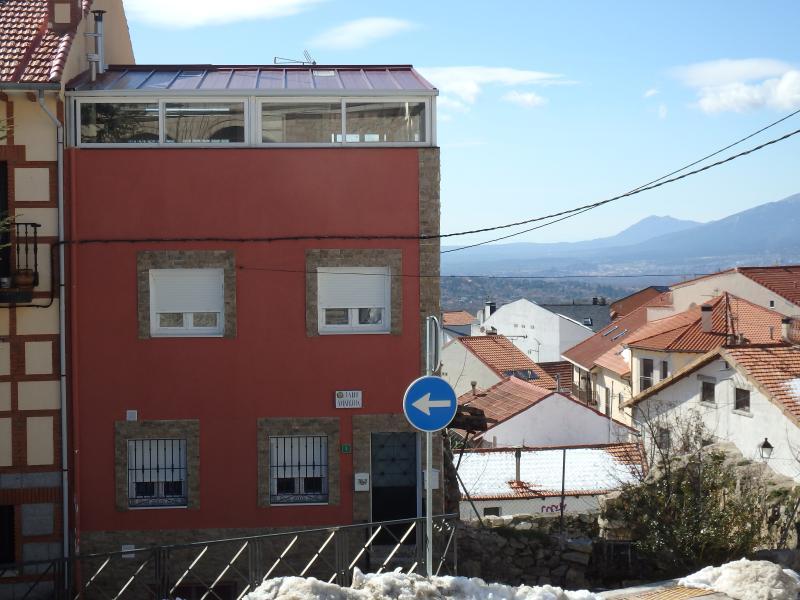 Triplex en Cercedilla, casa vacanza a Robledo de Chavela