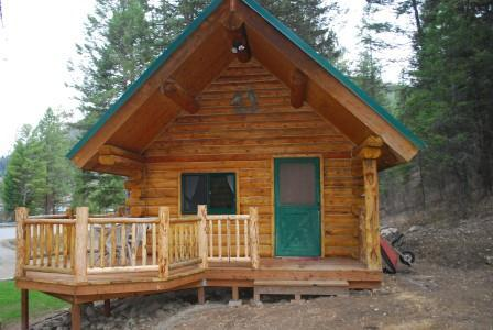 Heron's Roost Cabin #1, vacation rental in Libby
