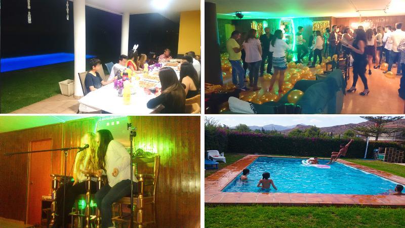 Chalet muy bien equipado, grupos máx. 24 personas, vacation rental in Benidoleig