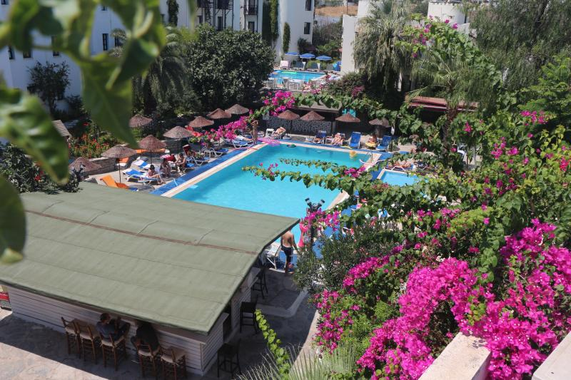 Cheap and quality holiday in Bodrum Park Hotel, aluguéis de temporada em Konacik