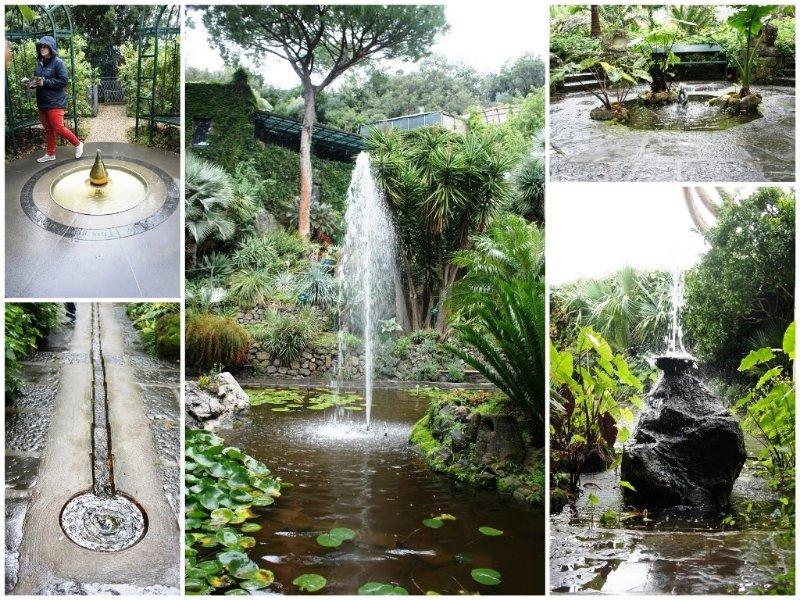 Brochures Giardini La Mortella
